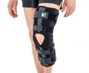 Open Lower Limb Brace With Anatomical Rom Adjustment 2RA