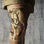 Knee Sleeve With Patella Donut - 4Army