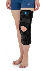 Open Lower Limb Brace With 15° Rom Adjustment