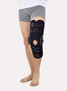 PCL Open Lower Limb Brace With 20° Rom Adjustment